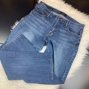 221 original straight lucky brand jeans A3